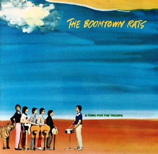 Boomtown Rats (The) ‎- A Tonic For The Troops (LP) (VG/G++)